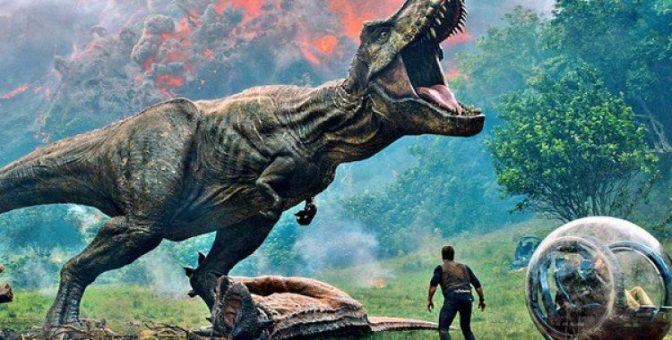 [O Que Vem Por Aí] Jurassic World: Reino Ameaçado