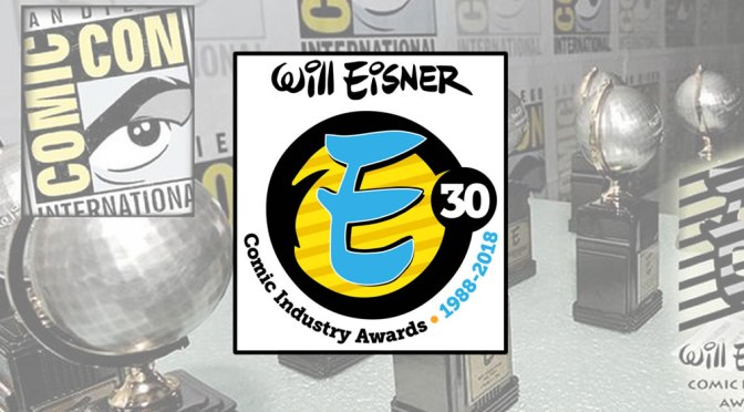 Vencedores do Eisner Awards 2018