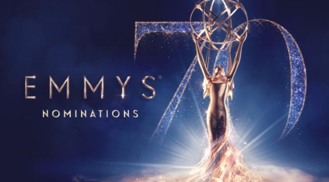Indicados ao Emmy Awards 2018