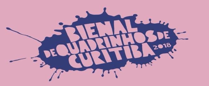 Bienal de Quadrinhos de Curitiba 2018