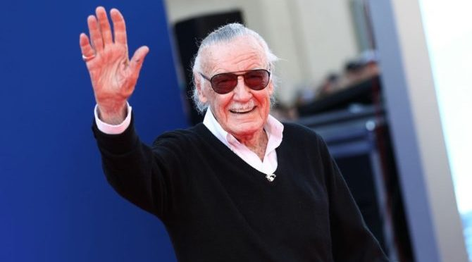 Excelsior! Em Memória de Stan Lee, o Herói de Todos os Heróis
