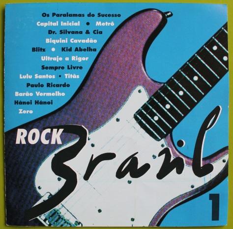 Rock Brasil 1 (capa)