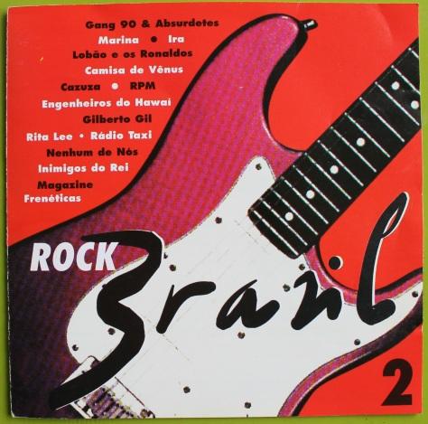 Rock Brasil 2 (capa)