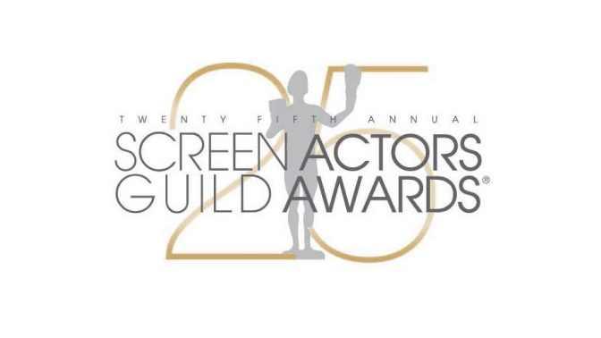 Indicados ao SAG Awards 2019