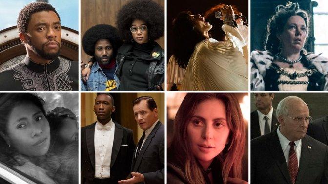 Previsões Oscar 2019 – Vencedores