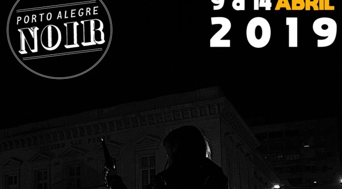 Porto Alegre Noir – Lançamento do selo Safra Vermelha da AVEC Editora e antologia Onda de Crime