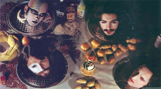 Secos & Molhados (1973)