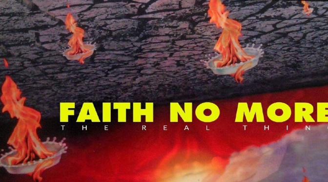 The Real Thing (1989) – Faith No More