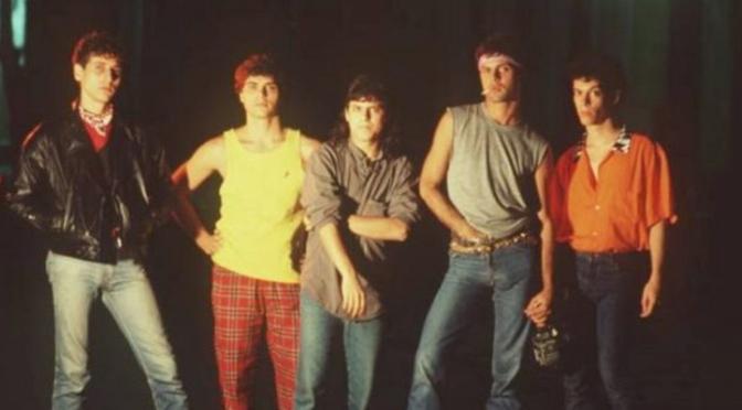 Maior Abandonado (1984) – Barão Vermelho