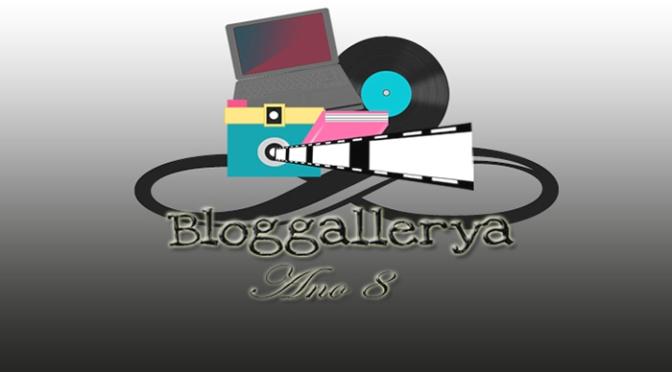 Ao infinito e além… Oito anos de Bloggallerya!