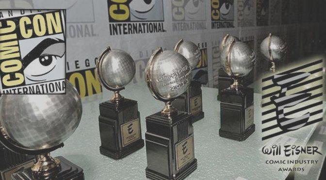 Vencedores do Eisner Awards 2019