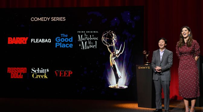 Indicados ao Emmy Awards 2019