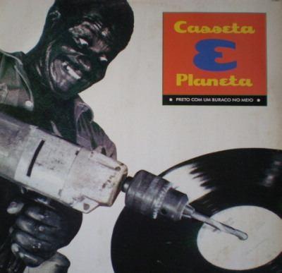 Casseta & Planeta - Preto Com Um Buraco no Meio