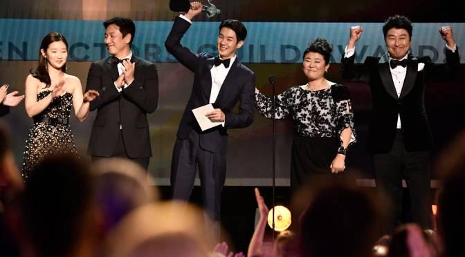 Vencedores do SAG Awards 2020