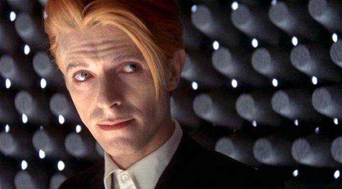Cinco filmes estrelados por David Bowie