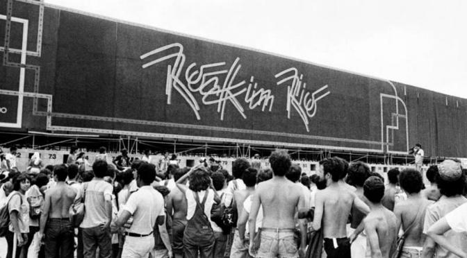 Rock in Rio – 35 anos