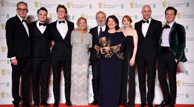 Vencedores do BAFTA 2020
