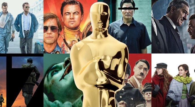 Previsões Oscar 2020 – Vencedores