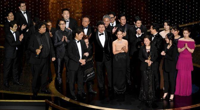 Vencedores do Oscar 2020 – Era Uma Vez em Hollywood… Um Parasita