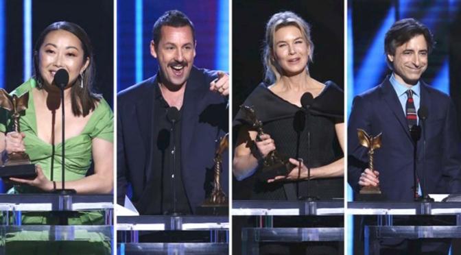 Vencedores do Independent Spirit Awards 2020