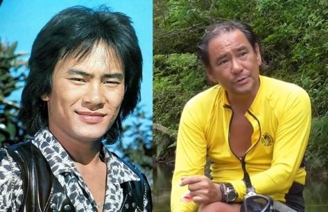 Hikaru Kurosaki antes e depois