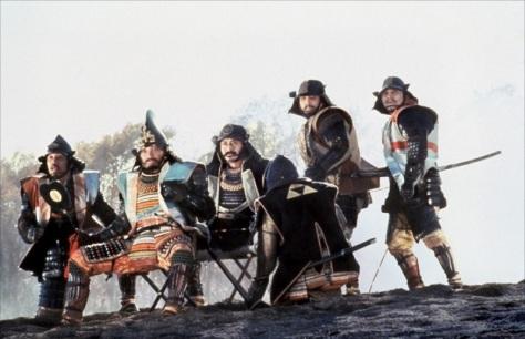 Kagemusha - A Sombra do Samurai (1980)