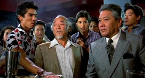 Karatê Kid II (1986)