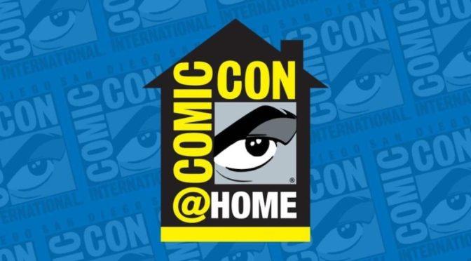 [O que rolou] San Diego Comic-Con 2020