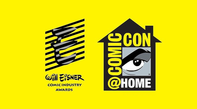 Vencedores do Eisner Awards 2020