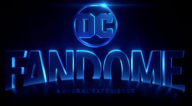 [O que rolou]  DC FanDome