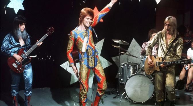 [Versões e Regravações] Starman – David Bowie