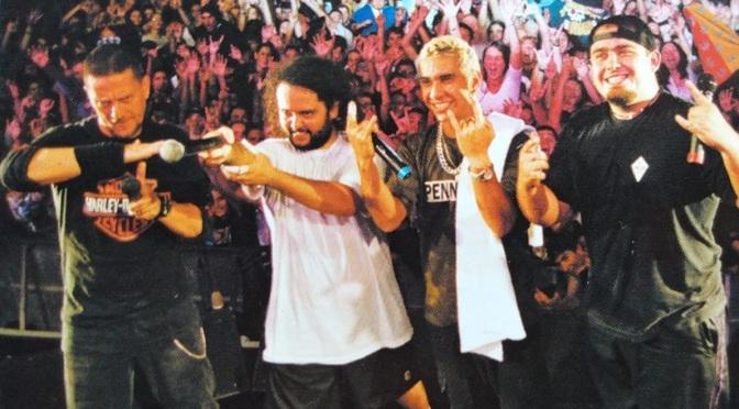 MTV Ao Vivo (2000) – Raimundos