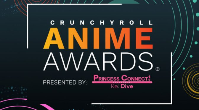Vencedores do Crunchyroll Anime Awards 2021