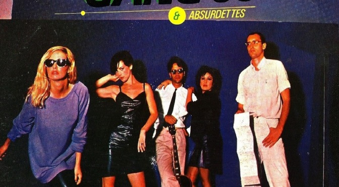 Essa Tal de Gang 90 & as Absurdettes (1983) – Gang 90 & as Absurdettes