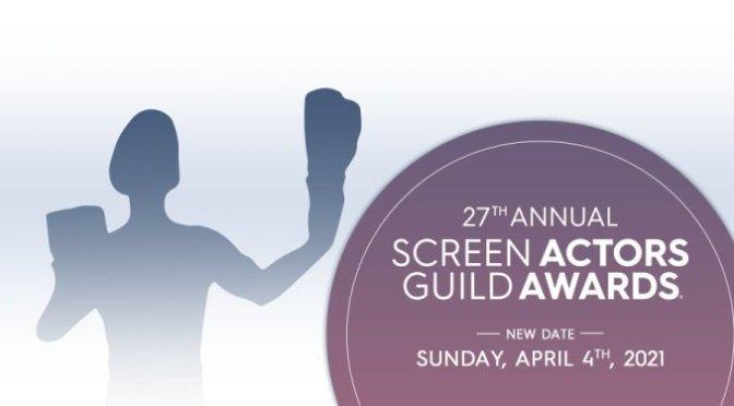Indicados ao SAG Awards 2021