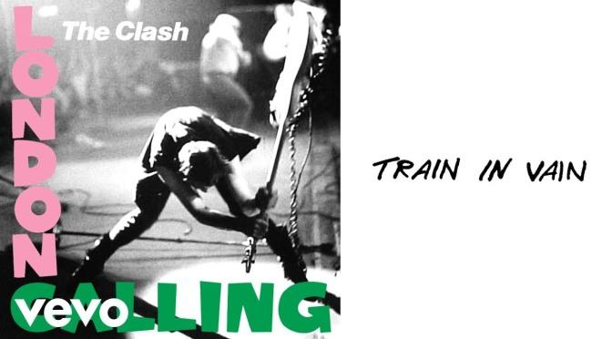 [Versões e Regravações] Train in Vain – Clash