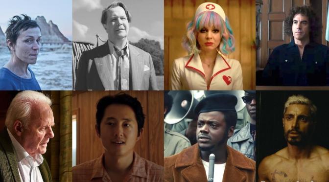 Previsões Oscar 2021 – Vencedores