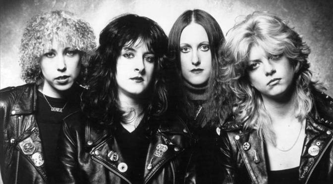 Hit and Run (1981) – Girlschool