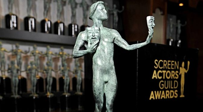 Vencedores do SAG Awards 2021