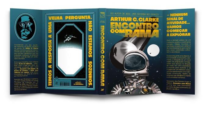Encontro Com Rama – Arthur C. Clarke