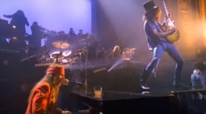 November Rain – Guns N' Roses