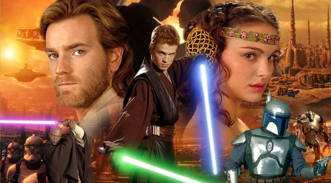 [Catálogo: Especial] Star Wars: Episódio II – O Ataque dos Clones