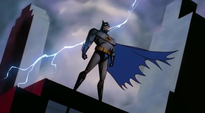 Batman: A Série Animada e Outras Animações do Morcego